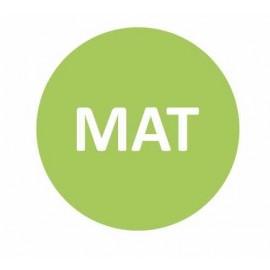 Laminat płynny AMT EXTRA mat 1L