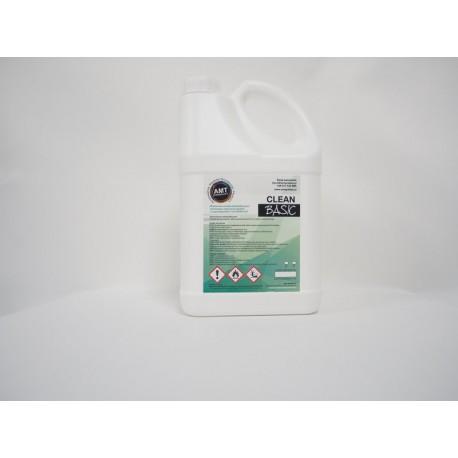 CLEAN BASIC 5L - płyn do czyszczenia i odtłuszczania