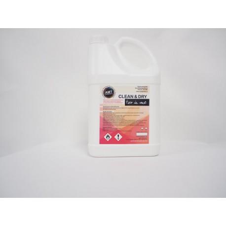 CLEAN & DRY 5L - płyn do aplikacji folii na sucho