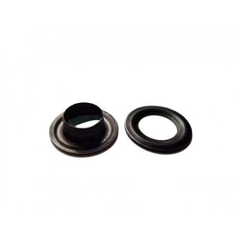 Oczka do banerów 12mm czarne