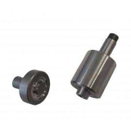 Wkładka oczkująca  do oczek niklowanych 10mm - HIKER