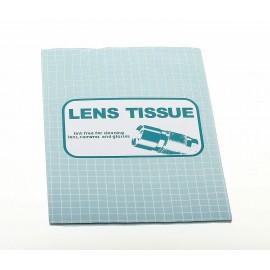 Lens Tissue bibułki do czyszczenia optyki i soczewek 106x75mm