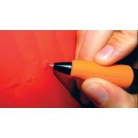 Długopis Yellopen do przekłuwania pęcherzy powietrza na folii